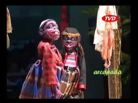 Wayang Golek Lucu Abisss Bersama Ki Dalang Enthus Susmono   YouTube