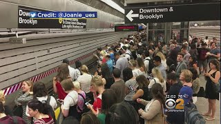 Straphangers Face More Delays