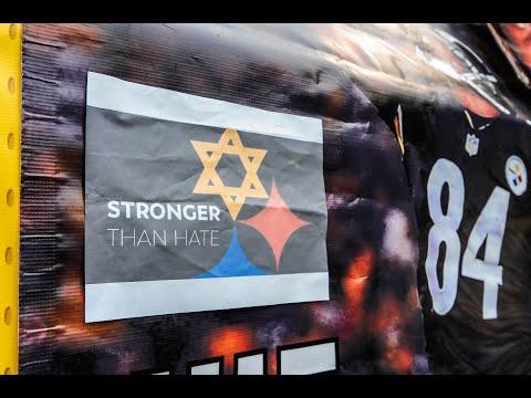 إعلان قائمة الاتهام وأسماء ضحايا حادث المعبد اليهودي في بنسلفانيا …