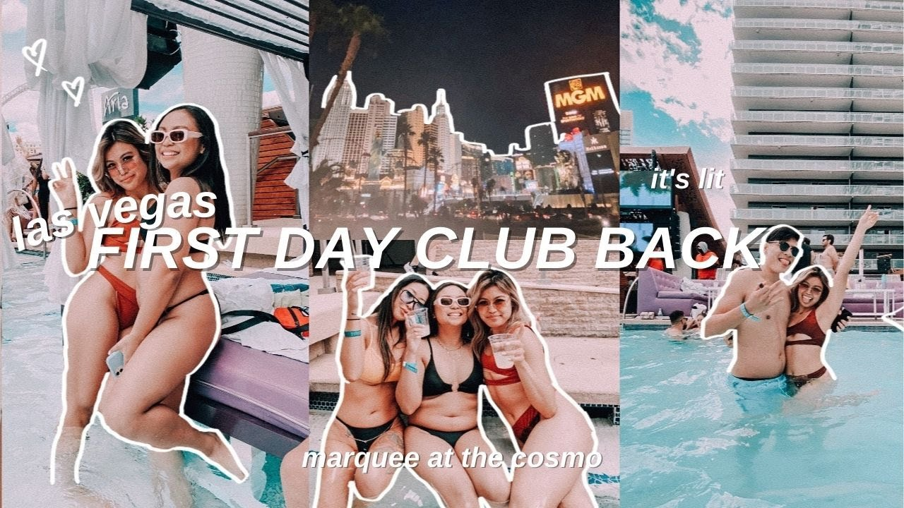 Download FIRST DAY CLUB BACK   LAS VEGAS MARQUEE AT THE COSMOPOLITAN