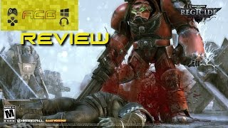 "Warhammer 40000 Regicide Review ""Buy, Wait for Sale, Rent, Never Touch It?"