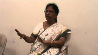 Smt Sailaja Vennelakanti on few women characters in Telugu literature