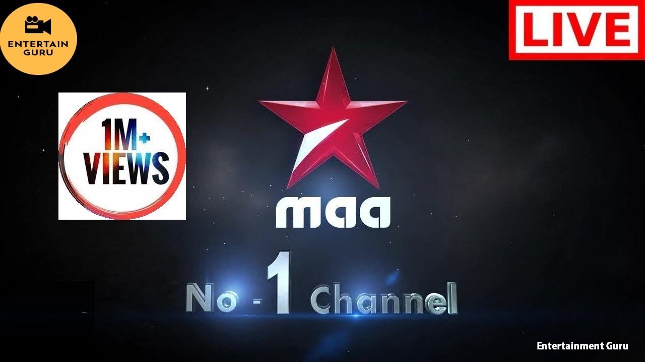 Maa TV Live | Watch Star Maa TV Live Online
