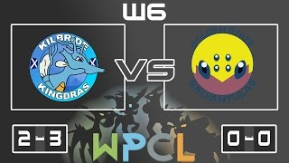 Kilbride Kingdras WPCL Week 6: vs Golden State Galvantulas thumbnail