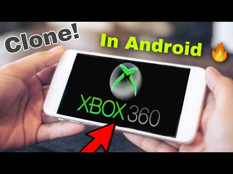 New Xbox 360 Clone Emulator For Android | Play All Xbox Games In Android |Download Xbox 360 Emulator