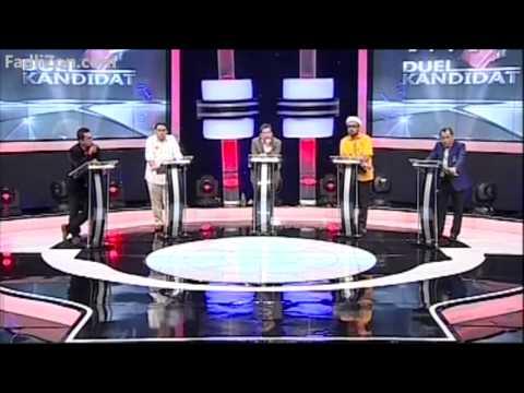 Fadli Zon: Duel Kandidat