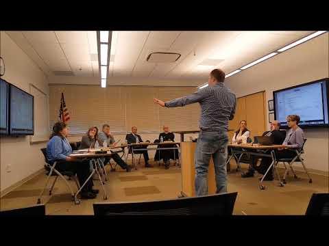 Lynn presents technology bid for Middletown Prairie Elementary