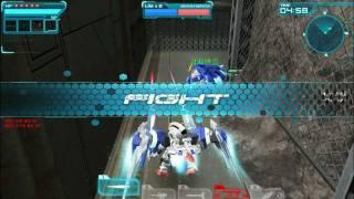 SD Gundam Online 死亡對戰影片 45 - 1080p(00 Raiser)