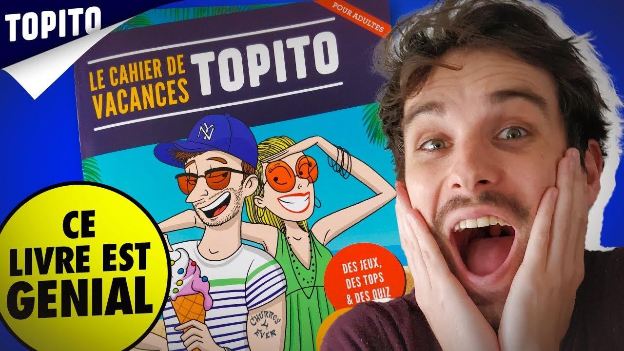 Top 7 des raisons d'acheter notre cahier de vacances, best cahier ever !