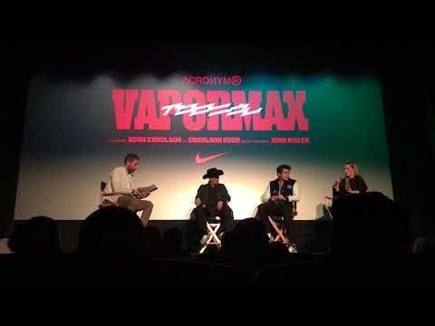 4387b5013f Acronym x Nike Vapormax Recap - YouTube