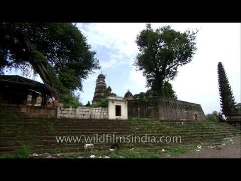 Kashi Vishweshwar Mandir at Ganpati Ghat, Wai
