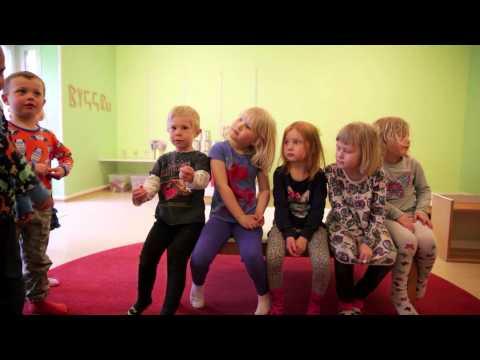 Retoriklek i förskolan - Känslor & Lyssnande