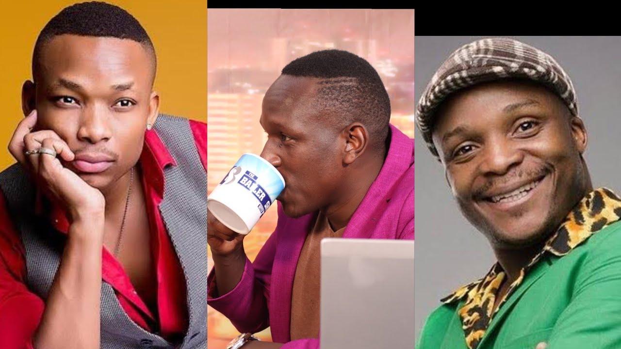 I am not dating sanaipei,Otile Brown tells off jalango--The Bailer Show featuring Alpha Mwanamtule