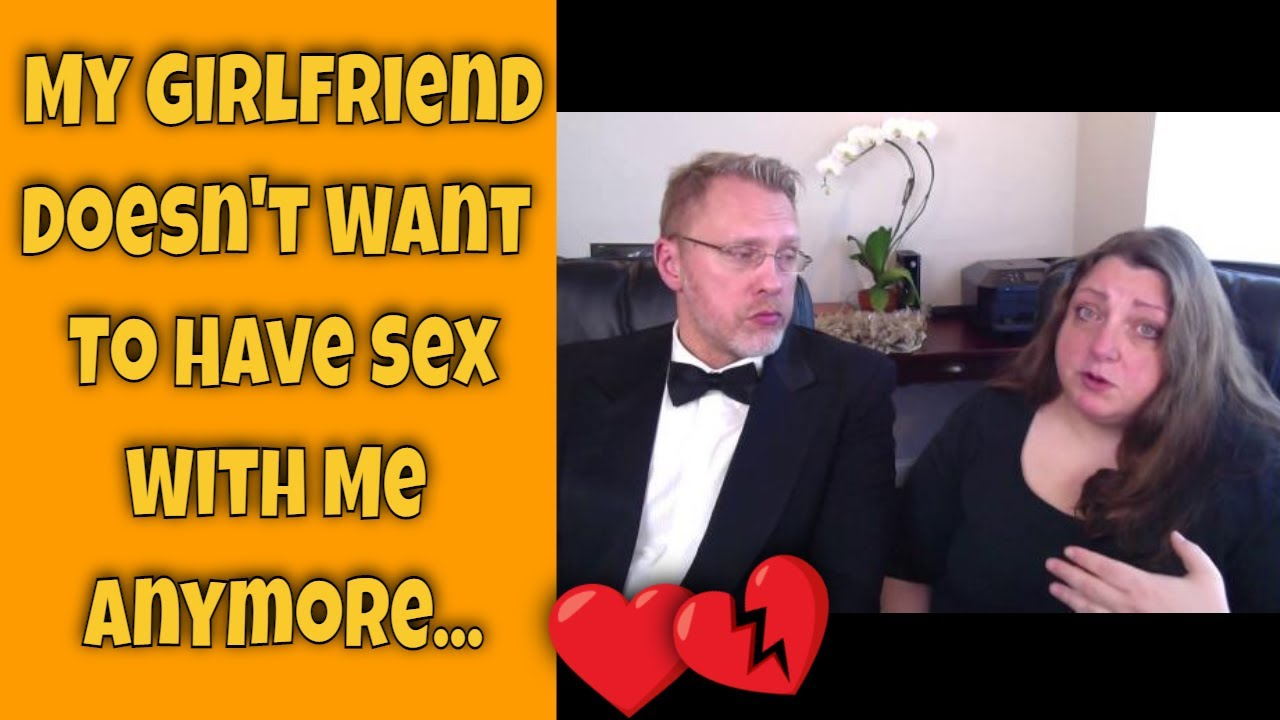 Amusing girlfriend dosent want to have sex