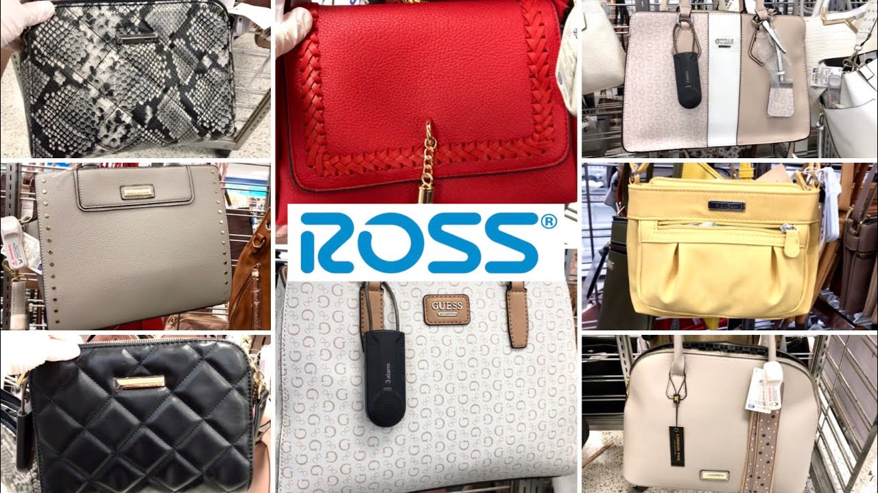 ROSS DRESS FOR LESS PURSE SHOPPING ** DESIGNER HANDBAGS FOR LESS ** SHOP WITH ME ** NEW FINDS