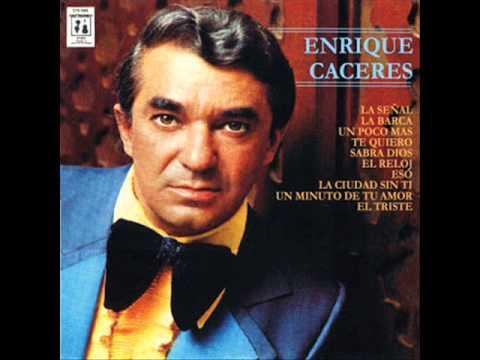Enrique  Caceres  Con Los Panchos -  Adoro