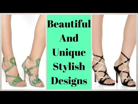 Beautiful & Unique Stylish Sandals Designs   Latest Sandals Designs For Ladies
