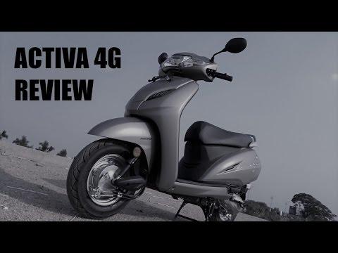 Honda Activa 4G 2017 First Ride Review, Walkaround #ScooterFest