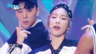 Gambar cover 【TVPP】Taeyeon(SNSD) - Why, 태연(소녀시대) - 와이 @ Show Music Core