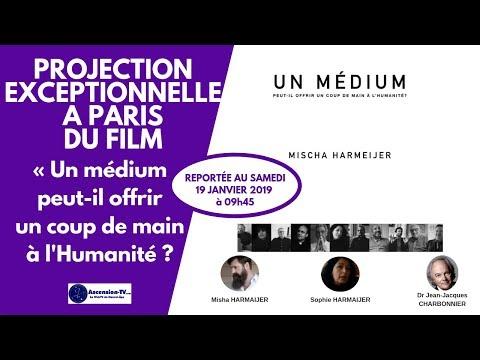 [PARIS] Projection du film : Un médium peut-il offrir un coup de main à l'humanité ? le 19/01/2019