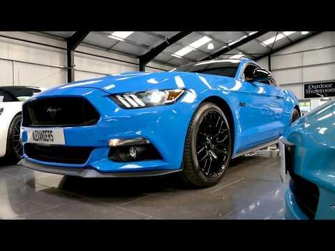 2017 Ford Mustang GT 5.0 V8