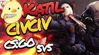 Katil Civciv | CS:GO Faceit 5v5