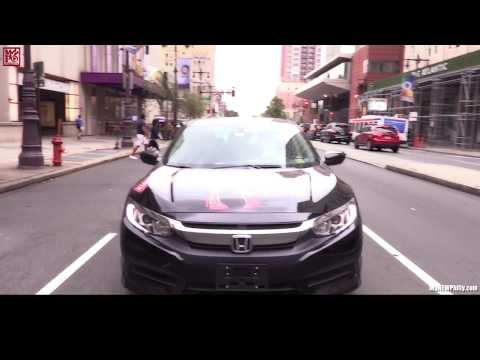 2017/18 Broadway Philadelphia - Kinky Boots ZipCar Carpool Conversations