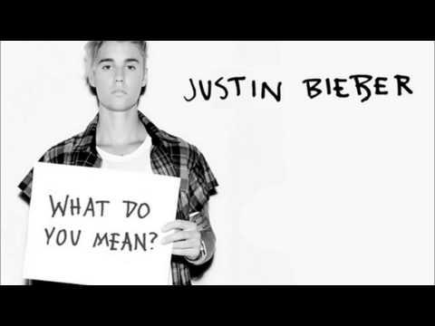 Justin Bieber - What Do You Mean? (Download Na Descrição)