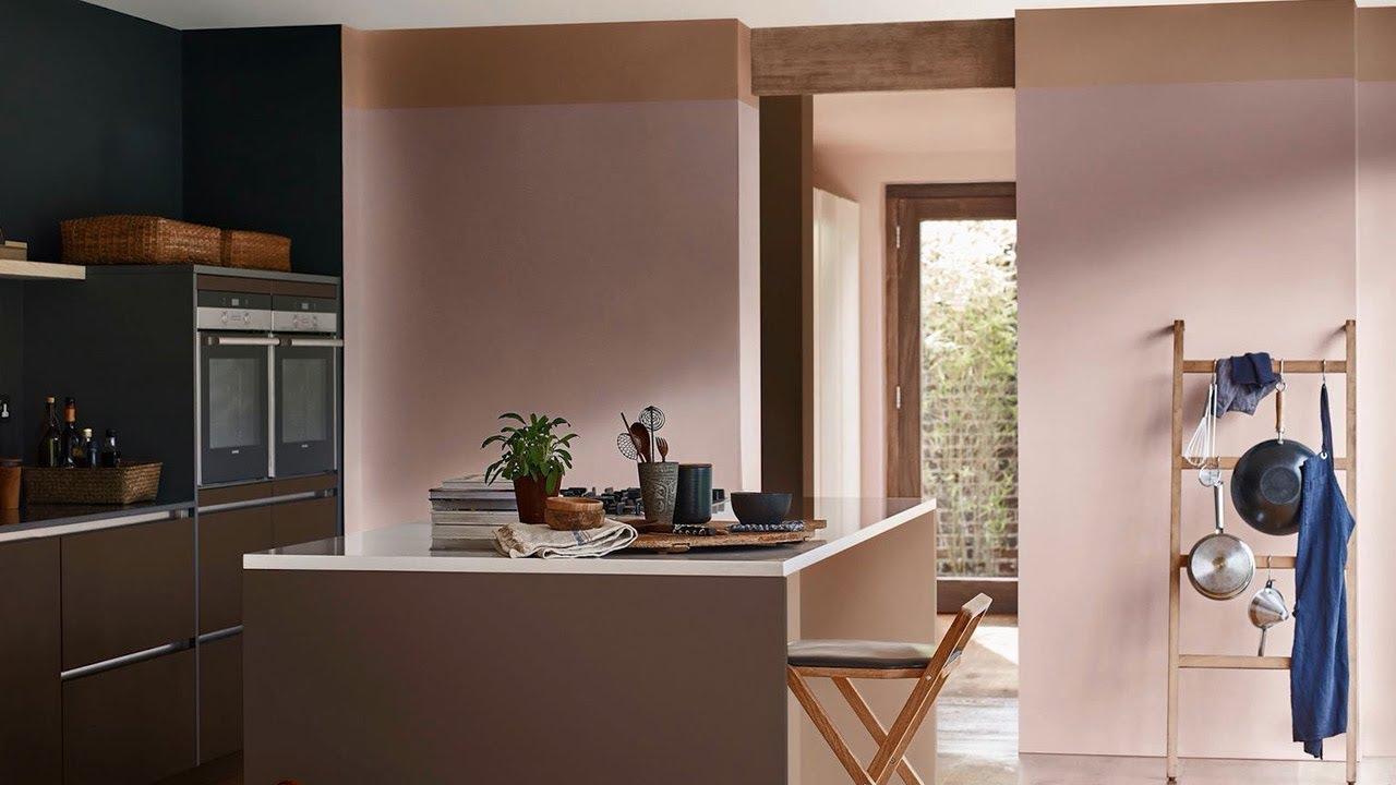 Ausgezeichnet Farbtrends In Küchenschränke Fotos - Küche Set Ideen ...