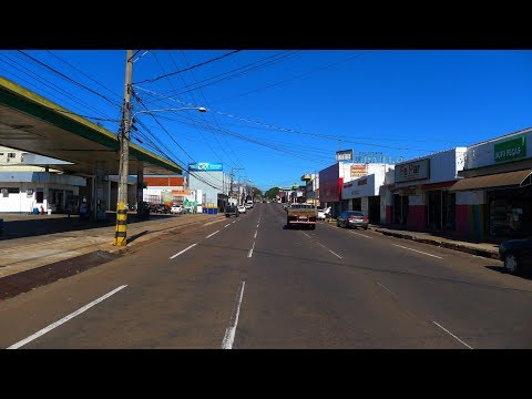 walking in  Campo Grande  ( Brasil)