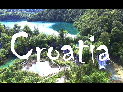 Best of Croatia in 3 minutes aerial view