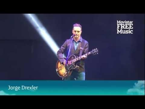 Movistar Free Music: Jorge Drexler