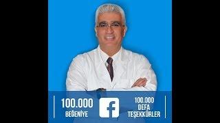 Facebook'ta 100 Bin Beğeni. Teşekkürler!