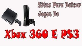 Sites Para Baixar Jogos De Xbox 360 e PS3