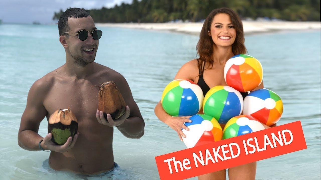 Naked beach pics