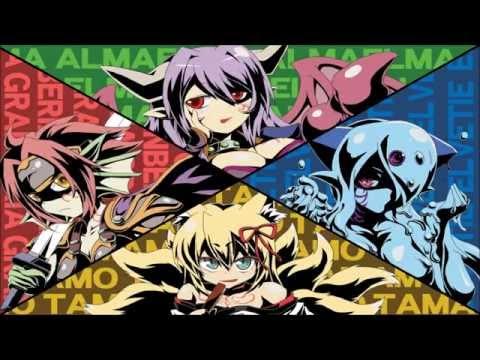 Monster Girl Quest OST - 17 Four Heavenly Knight Battle