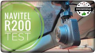 NAVITEL R200 - TEST rejestratora samochodowego do 150 zł - recenzja
