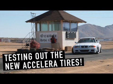 Accelera Tires Test x Andy's Tires Slay Day