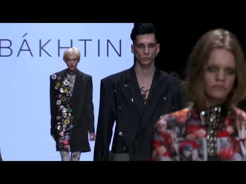 BAKHTIN  - Mercedes-Benz Fashion Week 2019
