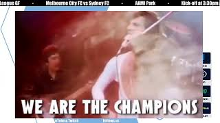 #WLeagueGF - MCFC v SFC - Talking City companion commentary