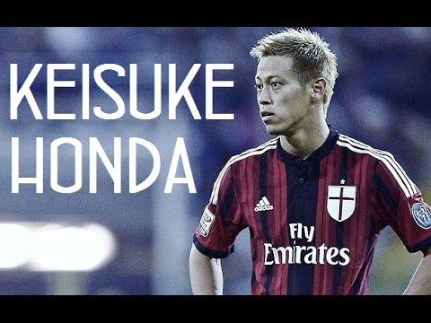 KEISUKE HONDA 本田 圭佑 // Goals & Skills | AC Milan | 2014/2015 | HD