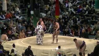 平成29年春場所6日目取組結果一覧 (外部サイト:Sumo Reference) http...
