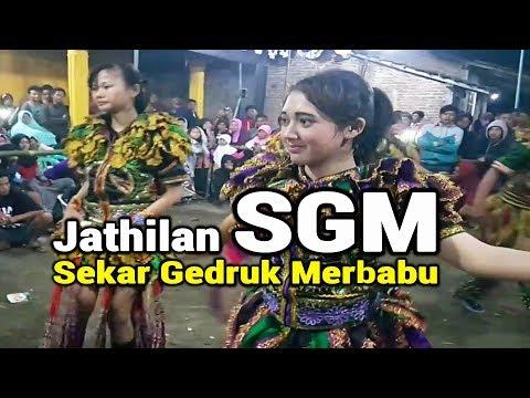 Jathilan SGM » Rampak Gedruk Buto SGM (Sekar Gedruk Merbabu) Banyuroto Sawangan MAGELANG