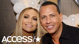 Watch JLo and A-Rod's Kids Cheer Them Up with Dance Routine During NYC Blackout