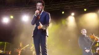 "Il Volo - #ChietiGrandeAmore - Gianluca, ""En Aranjuez con tu amor"" - 09/08/2015"