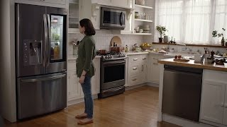 LG InstaView™ Door-in-Door® Refrigerators – Dad's Juice