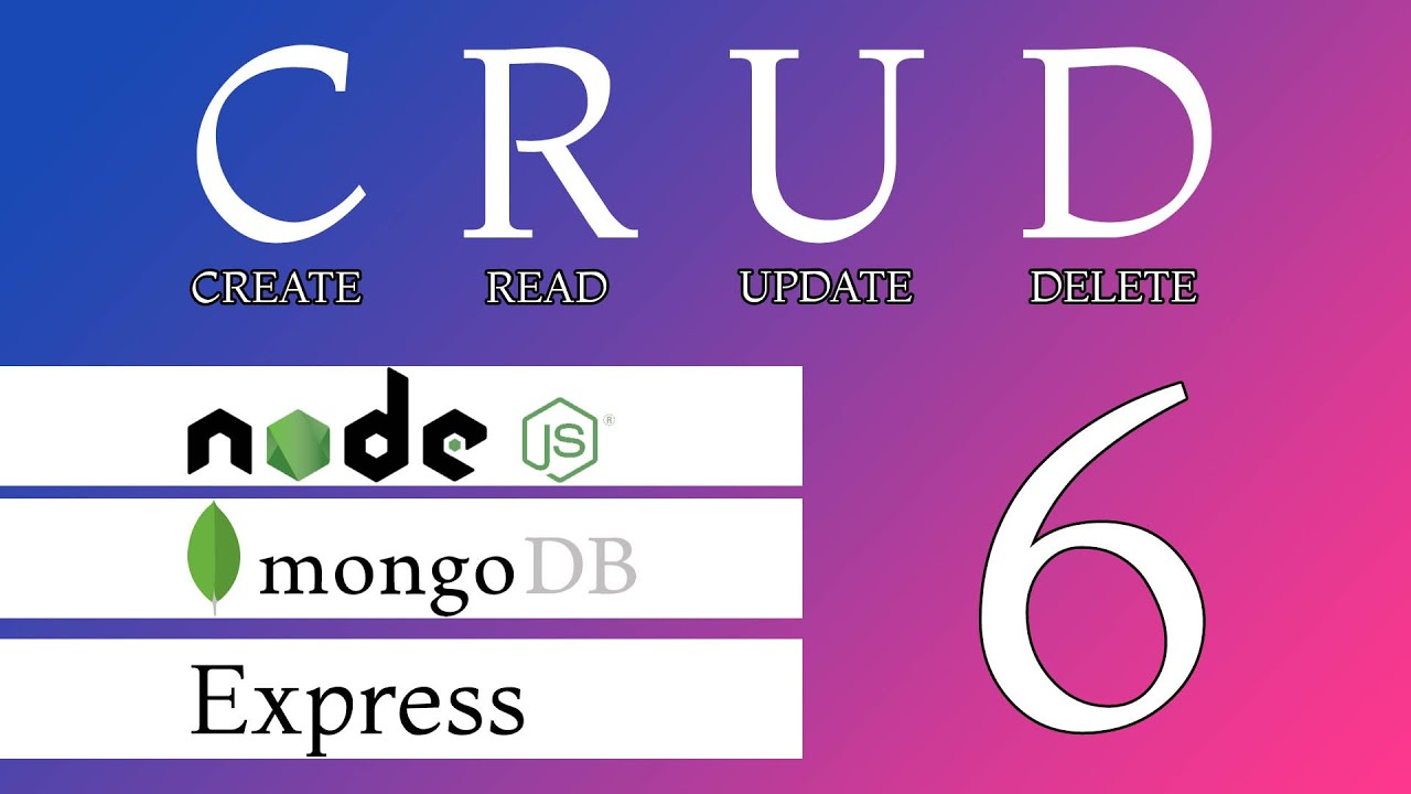 CRUD with Node JS, Express and Mongo Db 6: Delete data in Database