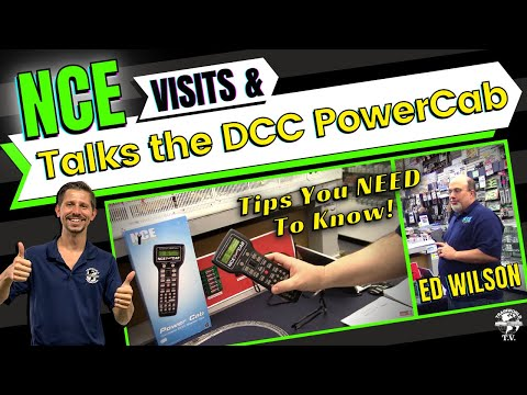 NCE Comes To TrainLand And Talks DCC