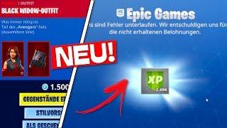 EPIC GAMES gives US MANY EP!   Fortnite Marvel Skin NOW DA!