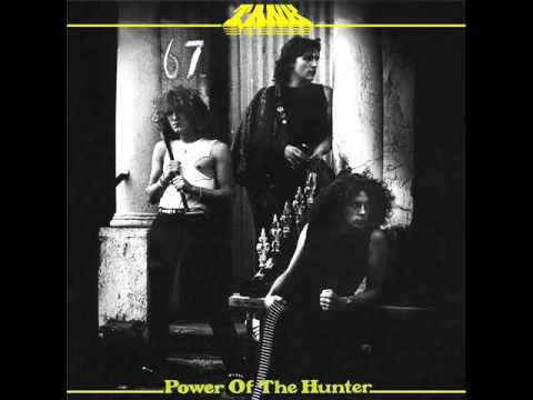 Tank- Power Of The Hunter (FULL ALBUM) 1982